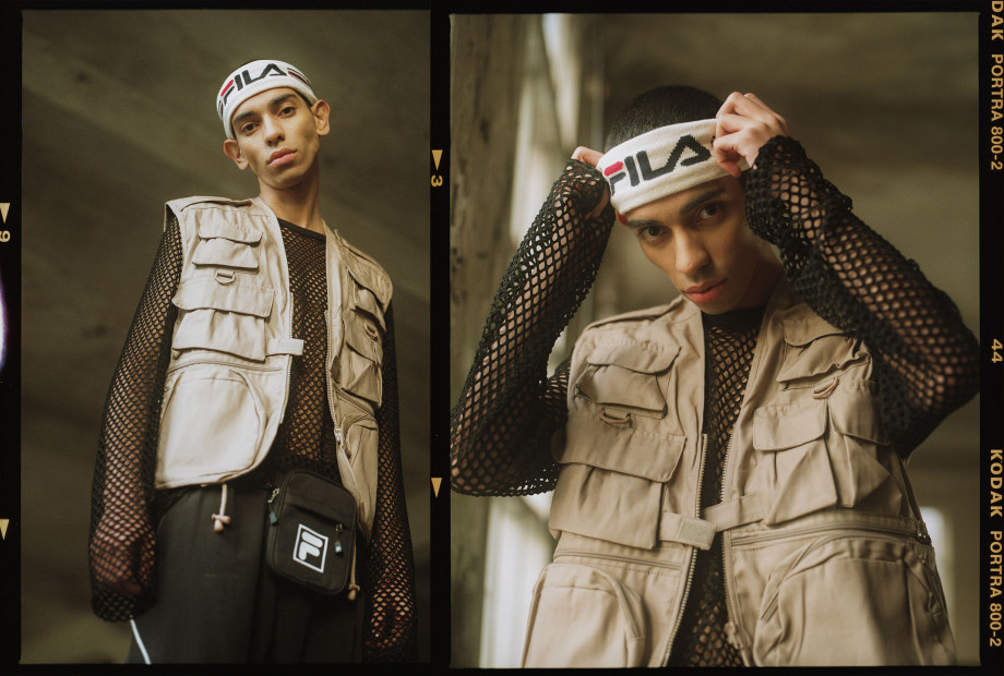 Image: FILA 'ITALY PACK' EDITORIAL 4