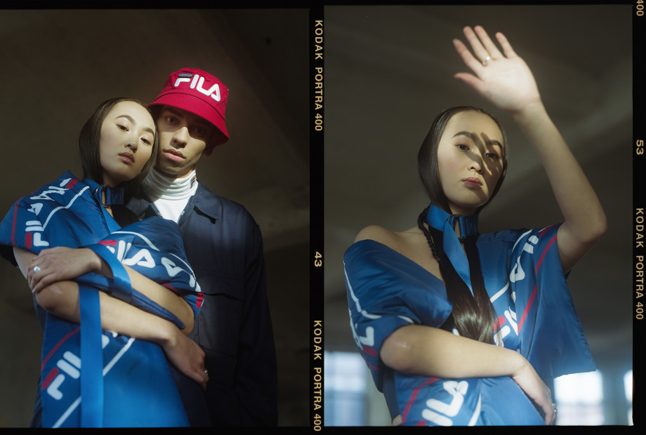 Image: FILA 'ITALY PACK' EDITORIAL 6