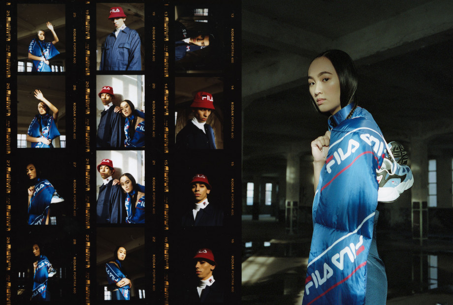 Image: FILA 'ITALY PACK' EDITORIAL 7