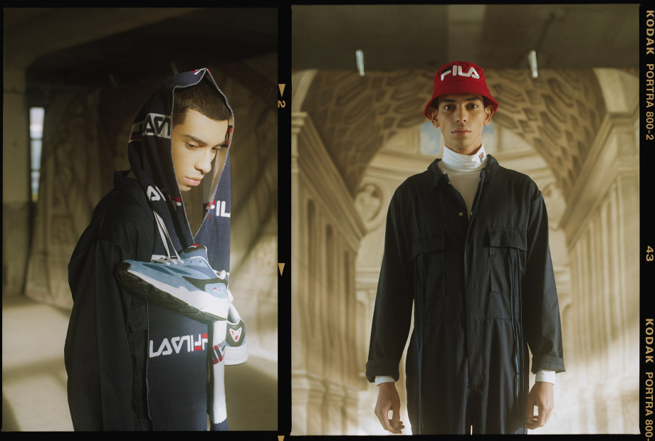 Image: FILA 'ITALY PACK' EDITORIAL 8