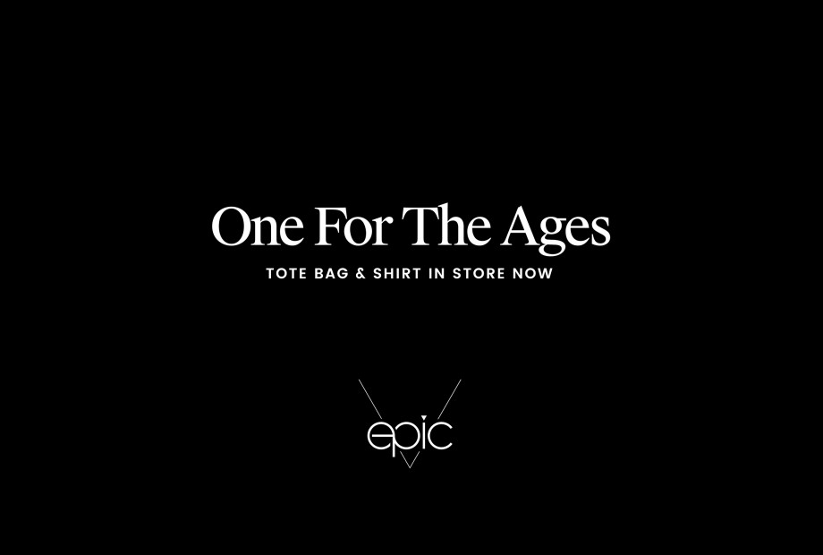 Image: 'FOR THE AGES' TEE 6