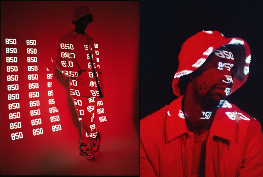 Image: NEW BALANCE '850' EDITORIAL 6