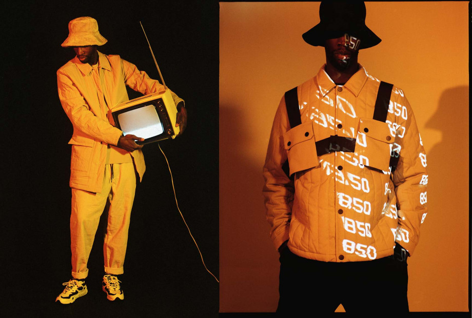 Image: NEW BALANCE '850' EDITORIAL 7