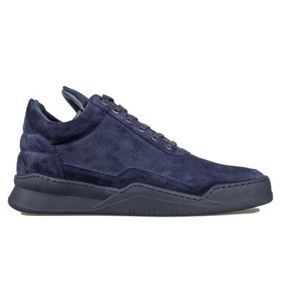 image: Low Top Ghost Navy