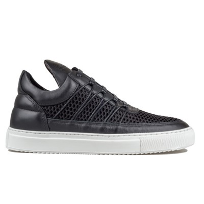 image: Low top Cane Black