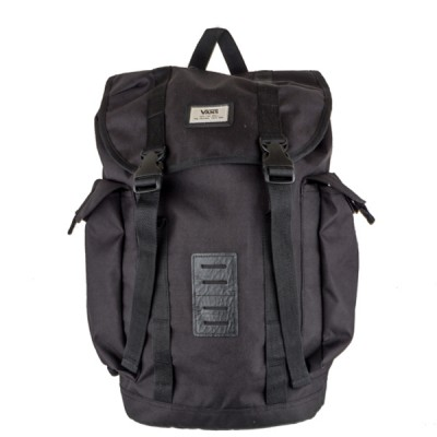 image: Off The Wall Backpack Black