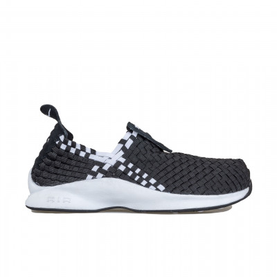image: Air Woven Black/White