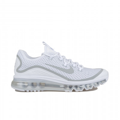 image: Air Max More White
