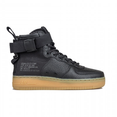 image: SF Air Force 1 Mid W Black