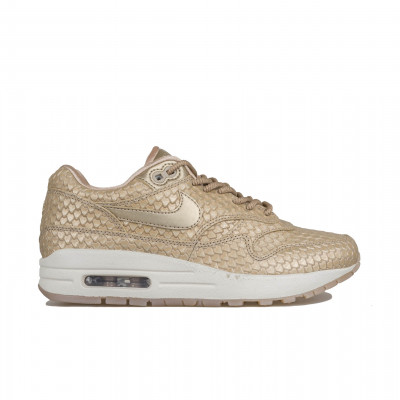 image: Air Max 1 PRM Gold Fishscale