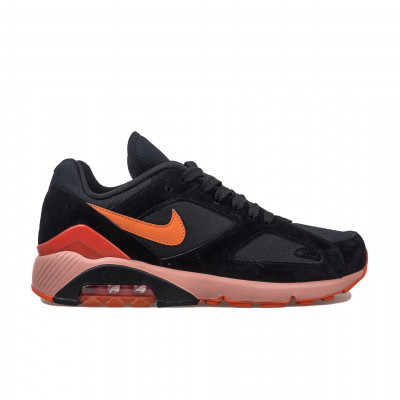 image: Air Max 180 Black team Orange