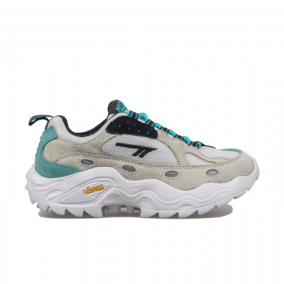 image: Flash ADV Racer White / Blue Turquoise