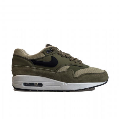 image: Air Max 1 WMNS Olive Canvas