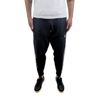 image: BF Knit Trackpants Black