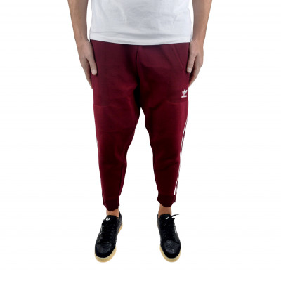 image: BF Knit Trackpants Maroon