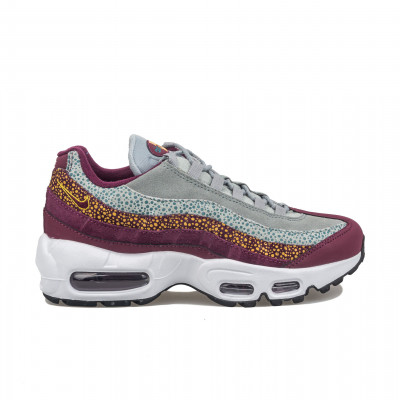 image: Air Max 95 PRM Bordeaux / Yellow