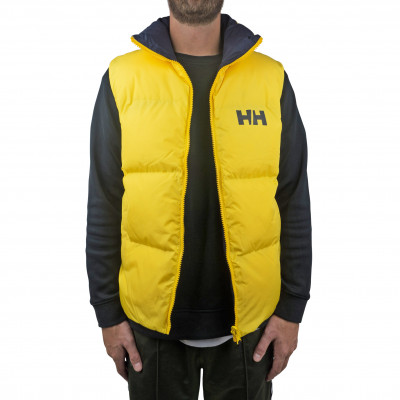 image: Urban Reversible Vest Yellow / Black