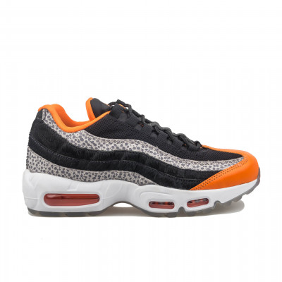 image: Air Max 95 Black / Black Granite