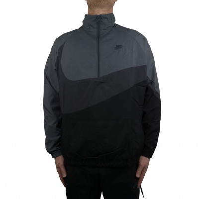 image: Swoosh WVN Jacket Black Anthra