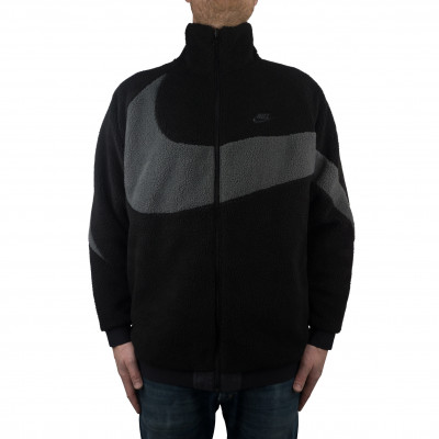 image: Reversible Jacket Black