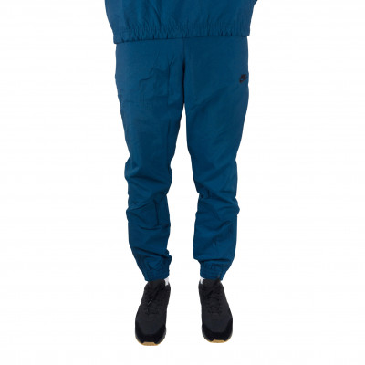 image: Swoosh WVN Pant Blue Force