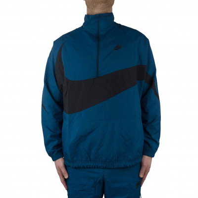 image: Swoosh WVN Jacket Blue Force
