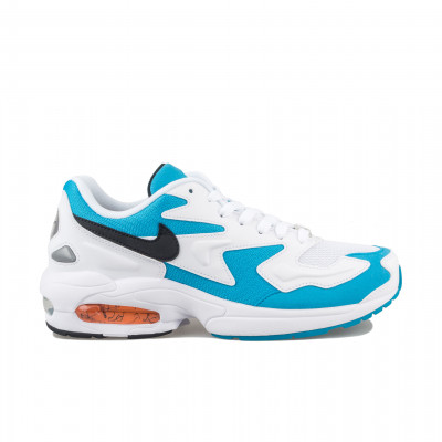 image: Air Max 2 Light Blue Lagoon