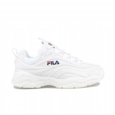 image: Ray Low WMNS White / White