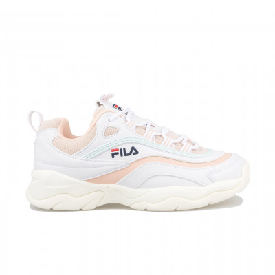 image: Ray Low WMNS White / Spanish Villa