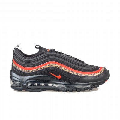 image: W Air Max 97 Black / University Red