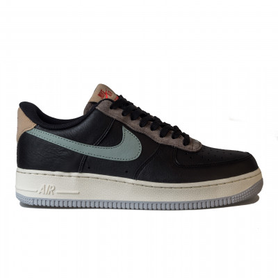 image: Air Force 1 Black / Mica Green