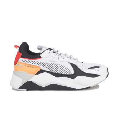image: RS-X Core White / Black / Red