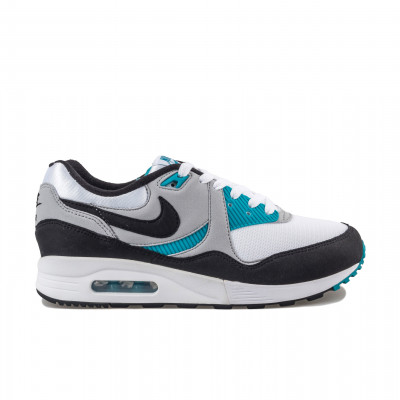 image: Air max Light White Black Teal