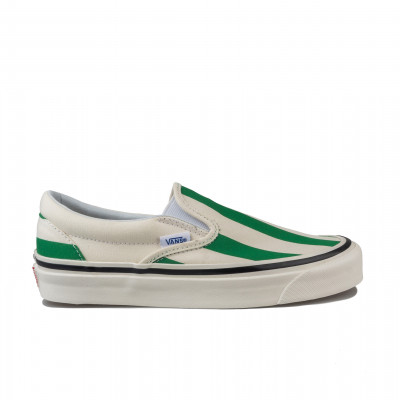 image: Slip-On 9 Anaheim White Emerald