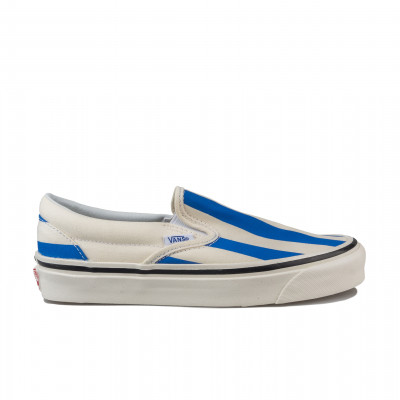 image: Slip-On 9 Anaheim White Blue