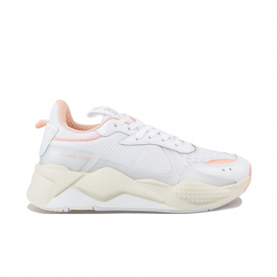 image: RS-X Tech White / Peach Bud