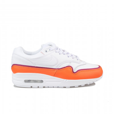 image: Air Max 1 W SE White Team Orange