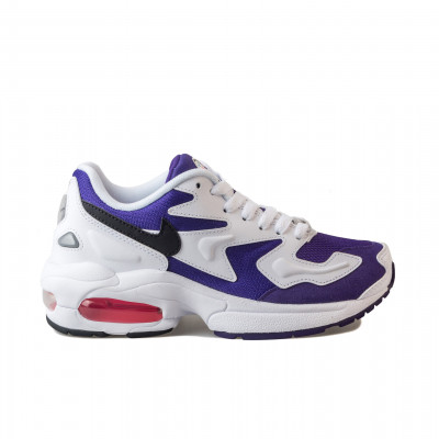 image: Air Max2 Light White Court Purple