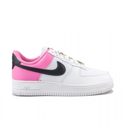 image: Air Force 1 White Black China Rose