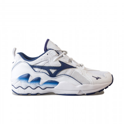 image: Wave Rider 1 White/Blue Depths