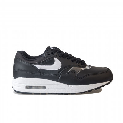 image: Air Max 1 WMNS Black / White