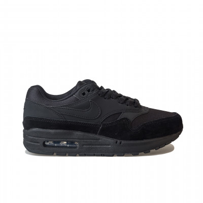 image: Air Max 1 Black / Black / White