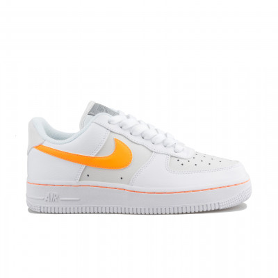 image: Air Force 1 Low White/Total Orange