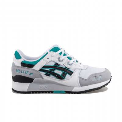 image: Gel Lyte III White Black