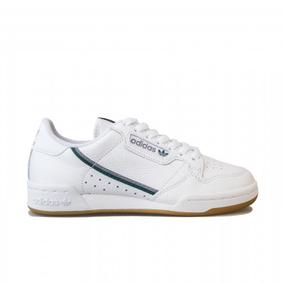 image: Continental 80 Cloud White Collegiate Green