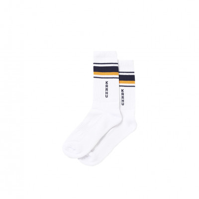 image: Tubular 87 Socks White Autumn Glory
