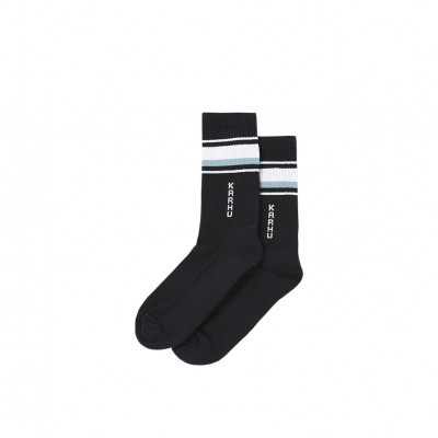 image: Tubular 87 Socks Black Blue Fog