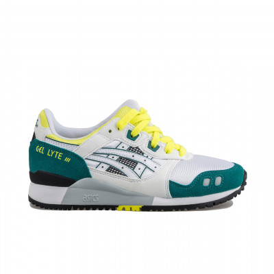image: Gel Lyte III OG White Yellow