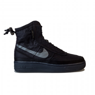 image: Air Force 1 Shell Black Dark Grey