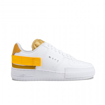 image: Air Force 1 Type White Uni Gold